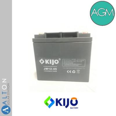 Аккумулятор AGM KIJO GEL 12V, 45 Ач