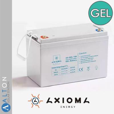 АКБ Axioma AX-GEL-100, 100 Ач 12 В