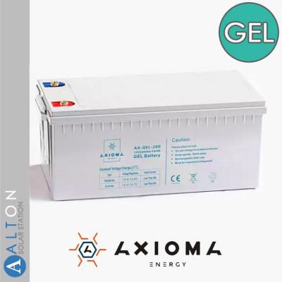 АКБ Axioma AX-GEL-200, 200 Ач 12 В