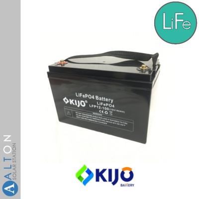 Аккумулятор Kijo LiFePO4 100Ач 12В