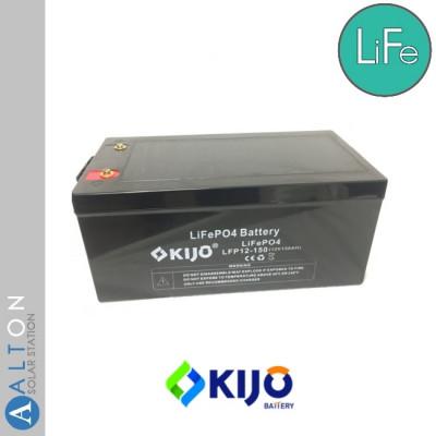 Аккумулятор Kijo LiFePO4 150Ач 12В
