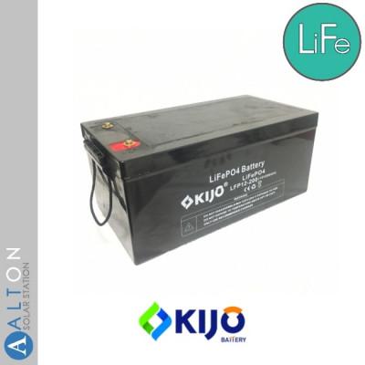 Аккумулятор Kijo LiFePO4 200Ач 12В