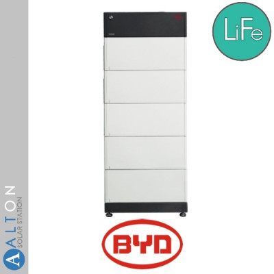 Аккумулятор BYD HVM 13.8 (13,8 кВт*ч / 256 В)