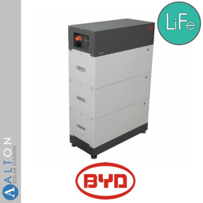 Аккумулятор BYD LVS 12 (12,0 кВт*ч / 51,2 В)