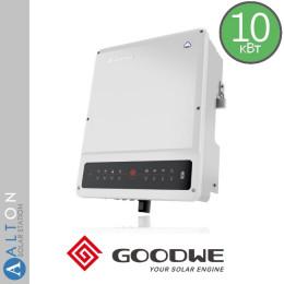 Гибридный солнечный инвертор Goodwe 10 кВт, 380В (GW10K-ET)