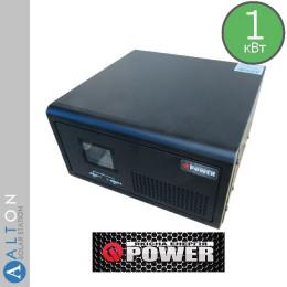 ИБП (UPS) Q-Power 12V 1 кВт QPSM-1000