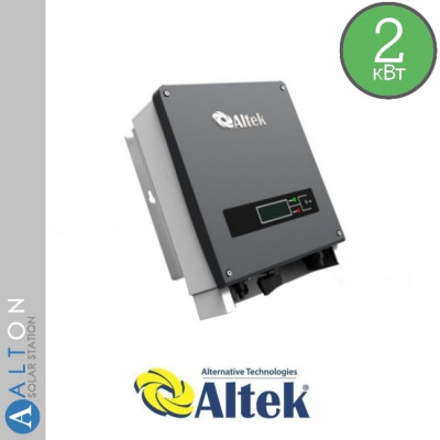 Сетевой солнечный инвертор ACRUX 2 кВт, 220В (ACRUX-2K-SM)