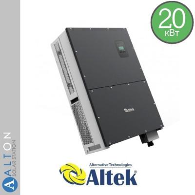 Сетевой солнечный инвертор ACRUX 20 кВт, 380В (ACRUX-20K-DM)