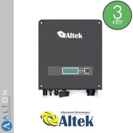 Сетевой солнечный инвертор ACRUX 3 кВт 220 В (ACRUX-3K-SM)