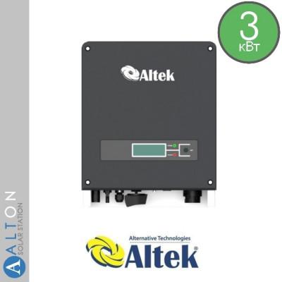 Сетевой солнечный инвертор ACRUX 3 кВт, 220В (ACRUX-3K-SM)