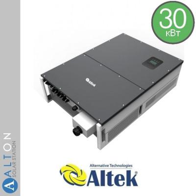 Сетевой солнечный инвертор ACRUX 30 кВт, 380В (ACRUX-30K-TM)