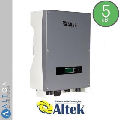 Сетевой солнечный инвертор ACRUX 5 кВт, 220В (ACRUX-5K-DM)