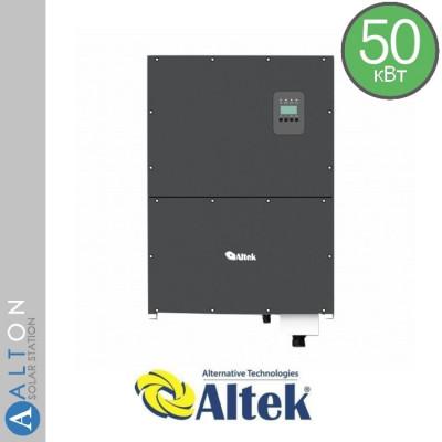 Сетевой солнечный инвертор ACRUX 50 кВт, 380В (ACRUX-50K-TM)