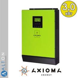 Гибридный солнечный инвертор Axioma 3 кВт