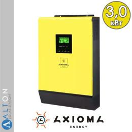 Гибридный солнечный инвертор Axioma 3 кВт (BatteryFree)