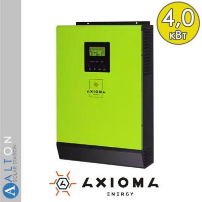 Axioma ISGRID4000, 4 кВт, 220В