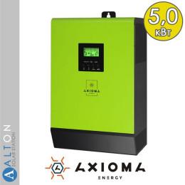 Гибридный солнечный инвертор Axioma 5 кВт