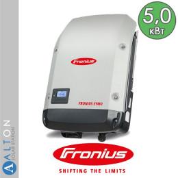 Сетевой солнечный инвертор Fronius Symo 5 кВт