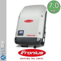 Сетевой солнечный инвертор Fronius Symo 7 кВт