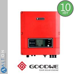 Сетевой солнечный инвертор Goodwe 10 кВт 380 В (GW10KN-DT)