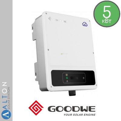 Сетевой солнечный инвертор Goodwe 5 кВт 220 В (GW5000D-NS)