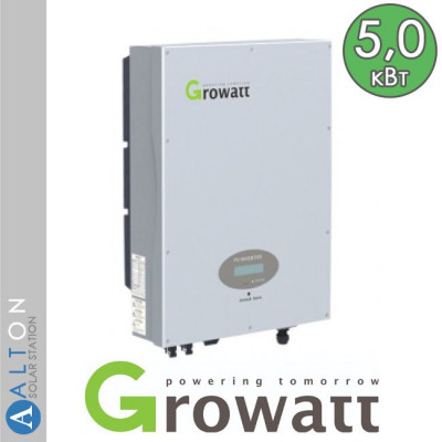 Growatt 5 кВт, 220В (5500 MTLS)