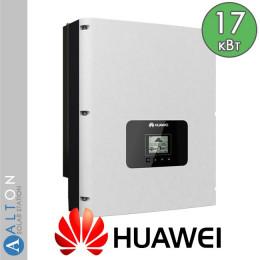 Сетевой солнечный инвертор Huawei 17 кВт