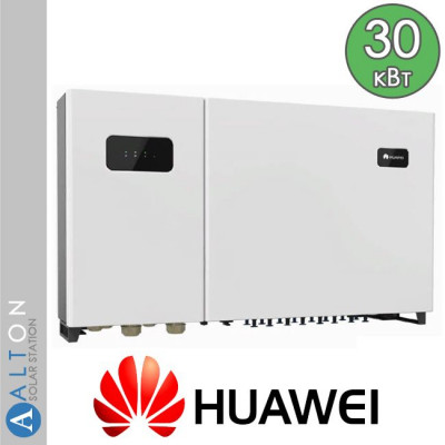 Huawei 30 кВт (SUN 2000-30KTL A)