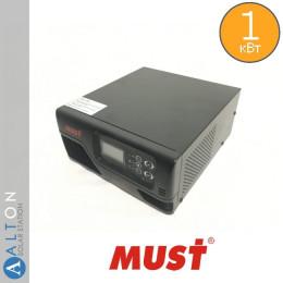 Автономный инвертор (ИБП) 1 кВт MUST EP20-1000 PRO