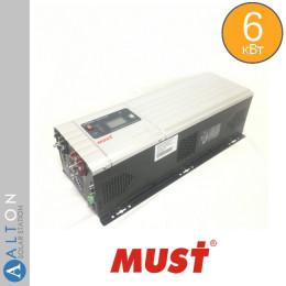 Автономный инвертор (ИБП) 6 кВт MUST EP30-6048 PRO