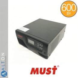Автономный инвертор (ИБП) 600 Вт MUST EP20-600 PRO