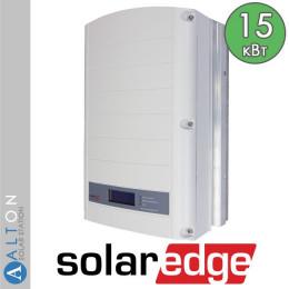 Сетевой солнечный инвертор SolarEdge 15 кВт