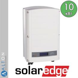 Сетевой солнечный инвертор SolarEdge 10 кВт
