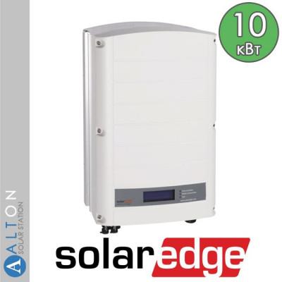 SolarEdge SE15k, 10 кВт, 380В