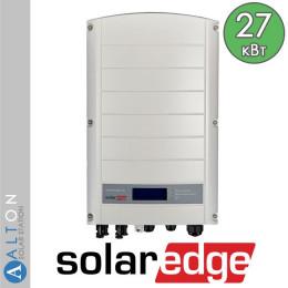 Сетевой солнечный инвертор SolarEdge 27,6 кВт