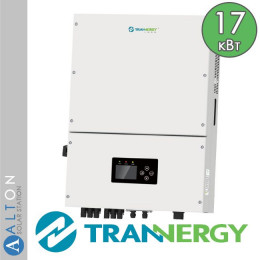 Сетевой солнечный инвертор TRANNERGY 17 кВт