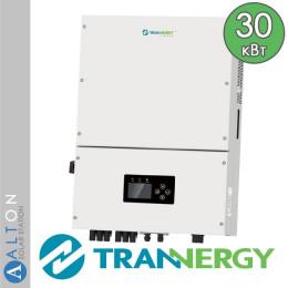 Сетевой солнечный инвертор TRANNERGY 30 кВт