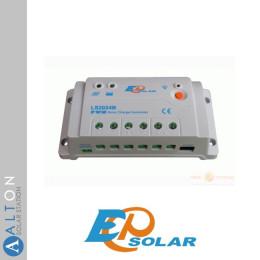 Контроллер заряда EPSOLAR LS1024B 10A 12/24В