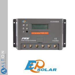 Контроллер заряда EPSOLAR VS3048BN 30A 12/24/36/48В