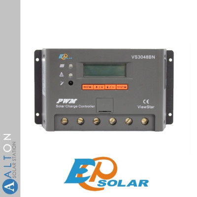 Контроллер заряда EPSOLAR VS3048BN 30A