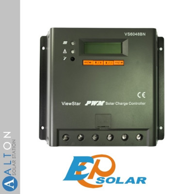 Контроллер заряда EPSOLAR VS6048BN 60A