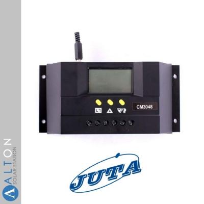 Контроллер заряда JUTA CM3048 30A