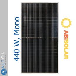 Солнечная батарея ABi-Solar 440 Вт Mono, AB440-72MHC