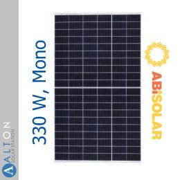 Солнечная батарея ABi-Solar 330 Вт Mono, АВ330-60MH