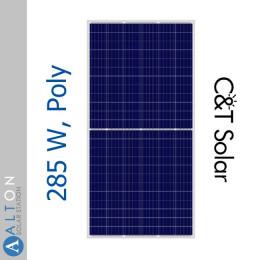 Солнечная панель C&T Solar СT60285-PHC, 285 Wp,Poly