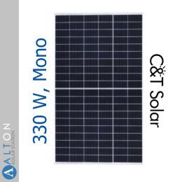 Солнечная батарея C&T Solar СT60330-M, 330 Вт моно