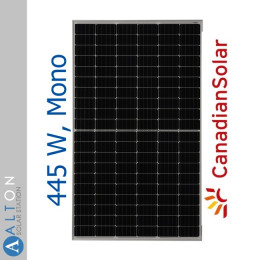Солнечная батарея Canadian Solar 445 Вт, Mono