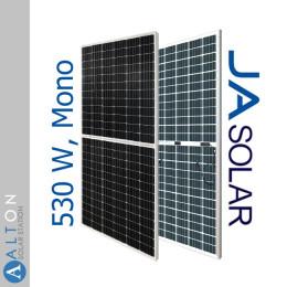 Солнечная батарея JA Solar 530 Вт Mono, JAM7DS30-530/MR Bifacial
