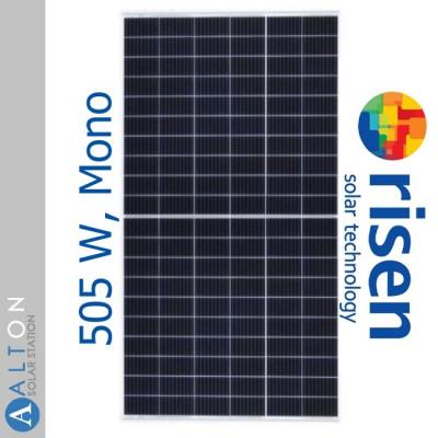 Солнечная батарея Risen 505 Вт, Mono RSM150-8-505M
