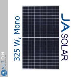 Солнечная панель JA Solar JAM60S09-325/PR мощностью 325 Wp (HalfCells), Mono